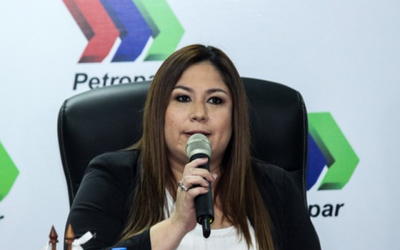 Caso Petropar: Acusan a Patricia Samudio y a su esposo por lesión de confianza y piden juicio oral
