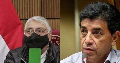 La Nación / Oposición sigue dialogando para hacer frente a Salomón