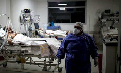Covid deja 107 finados y 2.860 contagiados