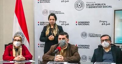 """La Nación / """"No tenemos más ni un peso partido en dos"""", asegura Borba"""