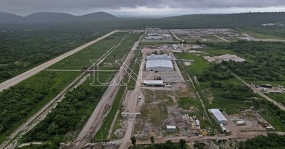 La Nación / Cecon prevé producir cemento ya en agosto del 2022