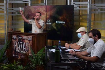 Hoy miércoles, Entre Martillos remata 2.200 cabezas en segunda etapa de Razas Unidas