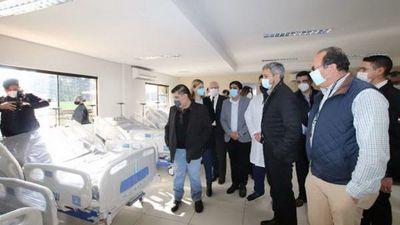 Itaipú entregó medicamentos e insumos por USD 5 millones