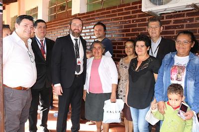 Tesãi destaca empoderamiento de vecinos en combate al dengue.