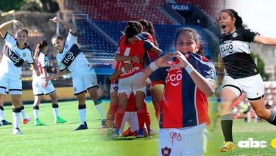 Olimpia y Cerro Porteño disputan un histórico superclásico en Para Uno