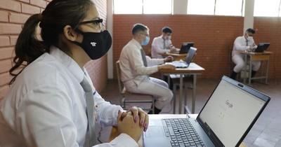 La Nación / Mediante el FEEI destinarán más de G. 60.000 millones en tecnología y conectividad a educación
