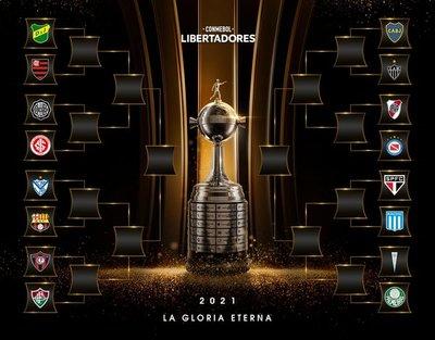 Olimpia y Cerro Porteño ya tienen rivales para los octavos de final de la Copa CONMEBOL Libertadores
