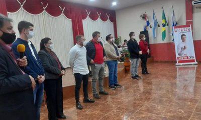 Esteban Wiens recibe apoyo de la Asociación de Pastores Evangélicos en el Este del país – Diario TNPRESS