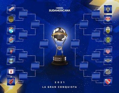 Junior de Barranquilla será el rival de Libertad en los octavos de final de la Sudamericana