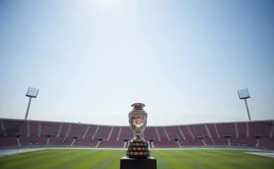 Ya hay sedes para los partidos de la Copa América en Brasil