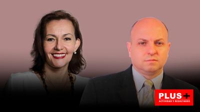 Gloria Ortega y Hilton Giardina se suman al directorio de Banco Familiar