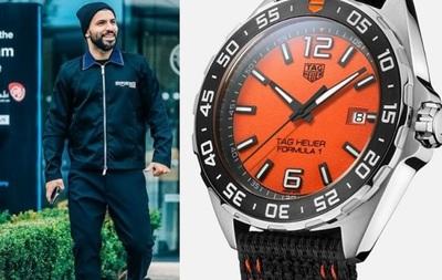El Kun regaló relojes a empleados del City y sorteó su camioneta, trasciende