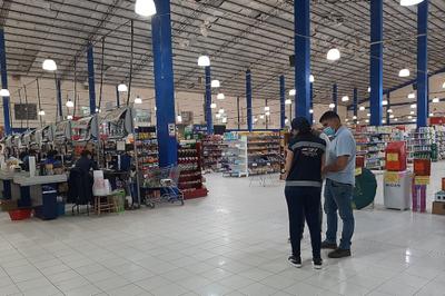 Realizan controles en comercios en varias ciudades del Chaco