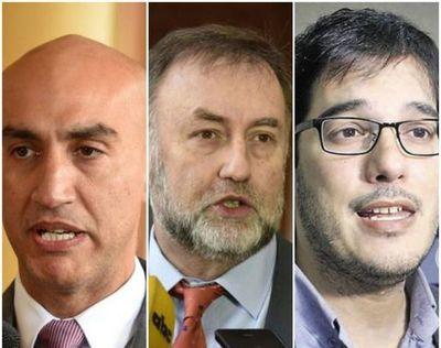 Un abogado denuncia en la Fiscalía a Mazzoleni, Sequera y López por las muertes por COVID