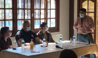 Magno Álvarez y equipo se suman a candidatura de Esteban Wiens
