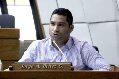Diputado Jorge Brítez pide destitución de Sequera