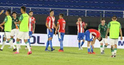 Paraguay, la selección de los pases laterales y atrasados