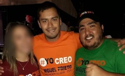 Prieto renuncia en busca del rekutú y Hugo Benítez será interino