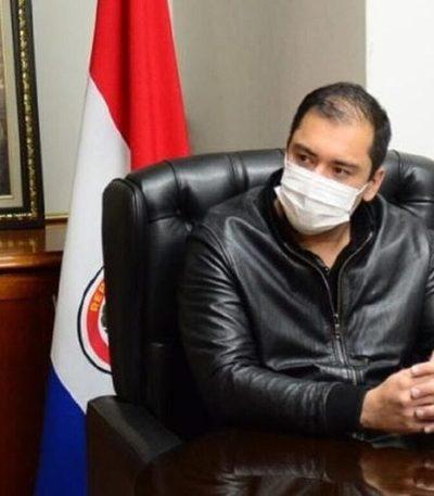 Miguel Prieto renuncia a la Intendencia de CDE para abocarse a las municipales