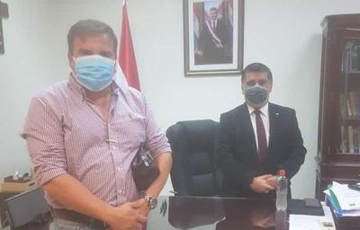 Dani Felitas único concejal interesado por Coronel Oviedo – Prensa 5
