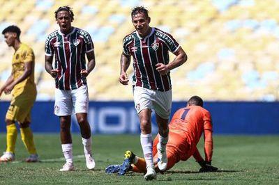 'Nos toca un rival muy duro como Cerro Porteño'