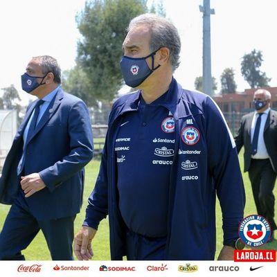 """Lasarte ante polémico contagio de Vidal: """"No valido lo que haya hecho"""""""