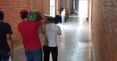 La Nación / Concepción avanza para tener su propia planta generadora de oxígeno