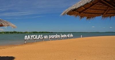 La Nación / Destino LN: paisajes, naturaleza y costumbres hacen de Ayolas un lugar para visitar