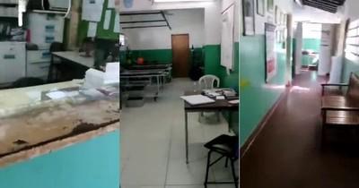 """La Nación / Centro de salud """"fantasma"""" en San Ber: """"El paciente fue atendido, pero no quiso esperar a vacunarse contra el COVID-19"""""""