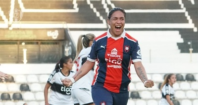 Superclásico femenino: Cerro Porteño goleó 4-0 a Olimpia