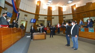 Diputados designan representantes ante JEM y Consejo de Magistratura