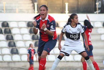 Cerro Porteño golea a Olimpia a domicilio