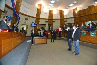 Diputados designan nuevos representantes ante Jurado de Enjuiciamiento y Consejo de la Magistratura