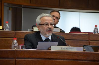 """""""Lugo es el más firme para mesa directiva"""""""