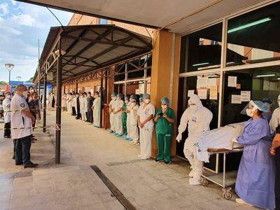 Lamentan pérdida de otro médico por culpa de aplicación tardía de vacunas