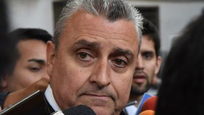 Villamayor se desliga de imputados por presunto pedido de coima