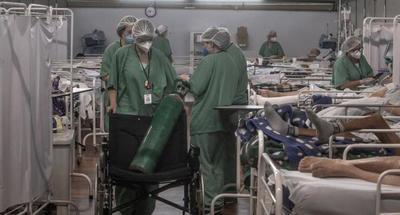 Covid-19: 103 finados más y 3.196 contagiados en las últimas 24 horas