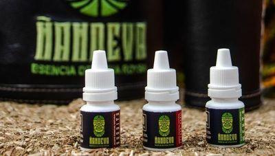 Ñandeva, un aceite esencial de plantas tradicionales para el tereré, mate o tragos