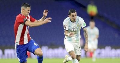 La Nación / Argentina recibe a Chile, sin Vidal