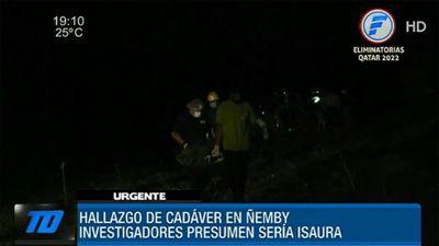 Isaura fue hallada sin vida, tras 50 días desaparecida