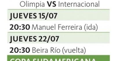 La Nación / Los coperos tienen fechas y horarios