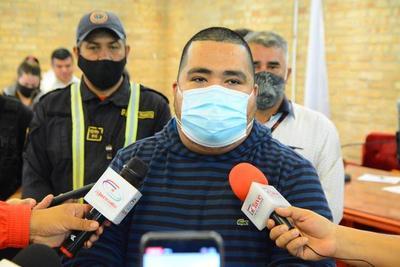 """Hugo Benítez: """"Daré estabilidad a la comuna y seguirán los proyectos"""""""
