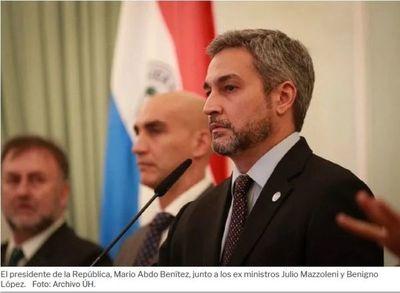 Denuncian a Julio Mazzoleni, Benigno López y Sequera por muertes en pandemia