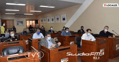 CAMBIOS DE AUTORIDADES EN LA JUNTA MUNICIPAL DE ENCARNACIÓN