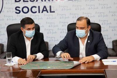 MDS ofrece alternativas de solución al conflicto entre familias y granja avícola en Villeta