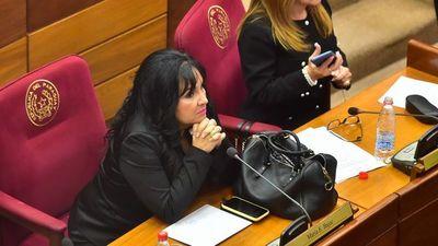 Ex senadora Bajac acciona ante la CIDH para recuperar su banca