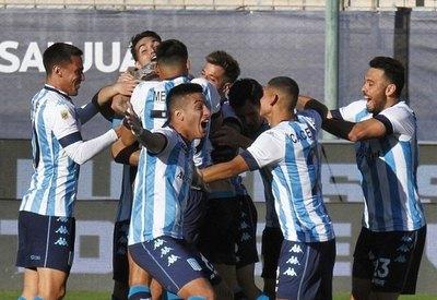 Racing de Melgarejo y Rojas va por otra corona en la Copa de la Liga
