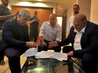 Árabes emergen como factor clave en la gobernabilidad israelí