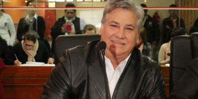 Orlando Fiorotto buscará la reelección para la concejalía de Asunción