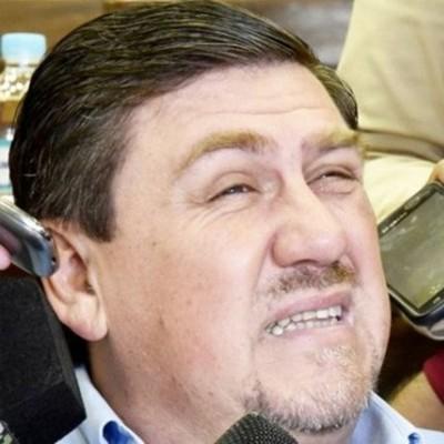 Rechazado por sus propios correligionarios, Blas Llano se dedicó a llorar en el Senado